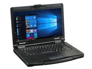 "Panasonic Toughbook 55, FZ-55 Semi-Rugged Laptop, Intel Core i5-8365U @ 1.6GHz, 11.6"" FHD MULTI-TOUCH, 4G LTE, 8GB, 512 SSD, Wi-Fi & Bluetooth, Dual Pass, TPM 2.0, Webcam, Backlit Keyboard, Win10 Pro"