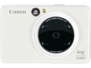 Canon Ivy Cliq+instant Camera Printer White