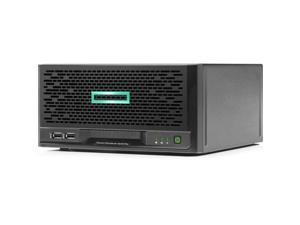 HPE ProLiant MicroServer Gen10 Desktop Server System Intel Xeon E 16GB DDR4 UDIMM 1TB Hard Drive (Installed) P18584-001