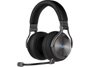 Corsair VIRTUOSO RGB Wireless SE High-Fidelity Gaming Headset Gunmetal