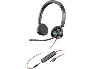 Plantronics Blackwire 3300 Series Corded UC Headset 21401701