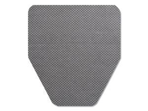 Tolco Komodo Urinal Mat 18 x 20 Gray 6/Carton 220209