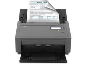 Brother PDS-5000 600 x 600 dpi USB Color Desktop Scanner with Duplex for Higher Scan Volumes