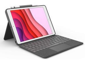 LOGITECH 920-009608 LOGITECH COMBO TOUCH FOR IPAD, GRAPHITE, 7TH GENERATION