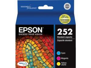 EPSON AMERICA T252520S T252 DuraBrite Color Combo pk