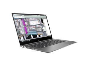 "HP ZBook Studio G7 21X53UT#ABL Mobile Workstation Intel Core i7 10th Gen 10750H (2.60 GHz) 16 GB Memory 512 GB PCIe SSD NVIDIA Quadro T1000 Max-Q 15.6"" IPS 1920 x 1080 Windows 10 Pro 64-bit"