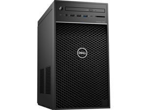 Dell Precision 3640 Tower Workstation Computer i7-10700 32GB 512GB SSD W10P