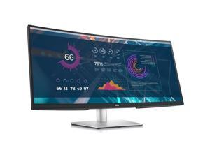 "Dell P3421W 34"" UWQHD 3440 x 1440 (2K) 60 Hz HDMI, DisplayPort, USB Curved Monitor"