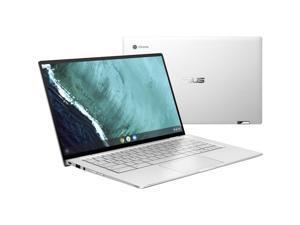 ASUS Chromebook Flip C434TA-DS384T 14.0 inch Touchscreen Intel Core m3-8100Y 1.1GHz/ 8GB LPDDR3/ 64GB eMMC/ Chrome Notebook (Silver)