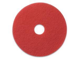 """Americo 404417 Red Buff, 17"""", 5 per pack"""