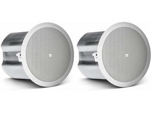"""6-1/2"""" CO-AX CEILING SPEAKER, WHITE, SOLD AND PRICED IN PAIRS"""
