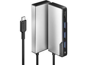 5-IN-1 USB-C HUB USB-A USB-C HDMI