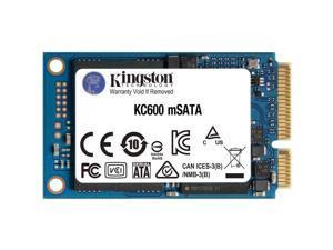 1024G SSD KC600 SATA3 MSATA