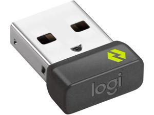Logitech Logi Bolt Wi-Fi Adapter for Desktop Computer/Notebook/Mouse/Keyboard 956000007