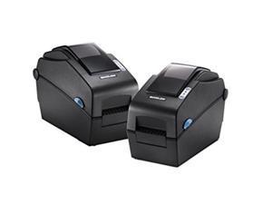 """Bixolon SLP-DX220 203 Dpi 2"""" Thermal Label Printer, Dark Gray - Serial/USB"""