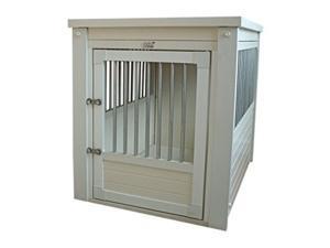 NEW AGE PET EHHC404L InnPLace II Pet Crate L AntWht