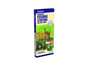 GARDMAN USA BA09714 Bird Feeding Station ATQ BRZ