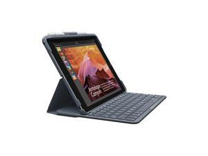 Logitech SLIM FOLIO with Integrated Bluetooth Keyboard for iPad (5th and 6th Generation) 920-009017