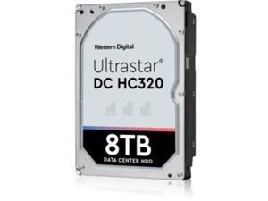 """HGST Ultrastar DC HC320 HUS728T8TAL5204 8TB 3.5"""" SAS 7200rpm Internal Hard Drive"""