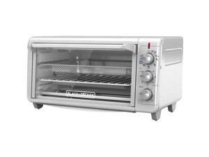 Black & Decker Extra Wide Crisp 'N Bake Air Fry Toaster Oven - 1500W