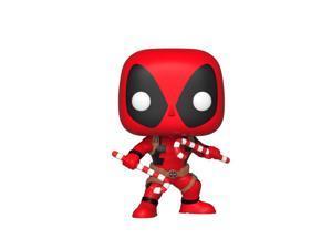 """FunKo POP! Marvel Comics Holiday Deadpool 3.75"""" Vinyl Figure"""