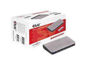 Club3D CSV-1560 SenseVision USB Type C MST Charging Dock