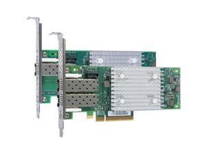 Lenovo QLogic 16Gb FC Single-port HBA (Enhanced Gen 5) - PCI Express 3.0 x8 - 16 Gbit/s - 1 x Total