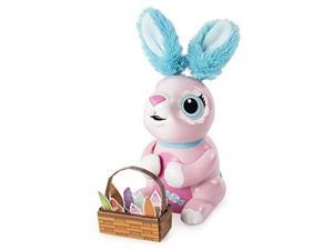 Spin Master Zoomer Interactive Robotic Hungry Bunny Give Shreddy Over 80 Treats