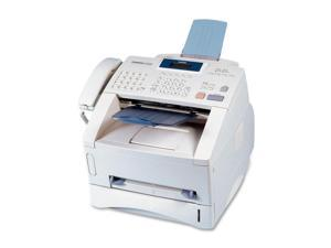 Brother International - PPF4750E - Brother IntelliFAX 4750e Laser Multifunction Printer - Monochrome - Off White -