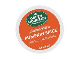 Green Mountain Coffee Pumpkin Spice, Keurig K-Cups, 72 Count 72-Count