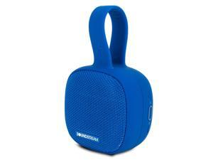 Soundstream h2GO IPX7 Waterproof Portable Bluetooth Speaker, Blue H2S-BL