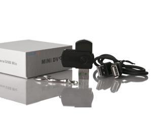 Digital Wireless Discrete Camera Dv Mini U-Disk Video Audio Recorder w/ 12GB MicroSD
