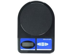 Salter Brecknell 311 Digital Postal Scale - 11 lb / 5 kg Maximum Weight Capacity - ABS Plastic - Gray