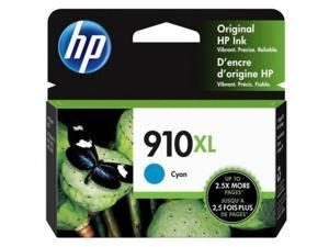 HP 910XL (3YL62AN) Ink Cartridge 825 page yield; Cyan