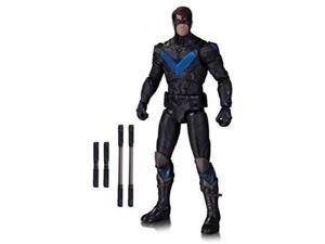 dc collectibles batman arkham knight: nightwing action figure
