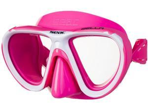 Seac BELLA S/PI PINK Mask One size Pink