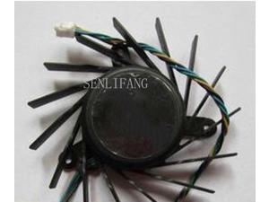 for MBA7012XR-O20 12V 0.28A 2 wires 2 pins Frameless Cooling fan vga cooler