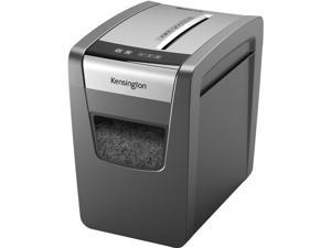 Kensington Office Assist M100s Anti-Jam Cross Cut Shredder K52076AM