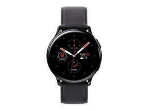 Samsung SM-R835USKAXAR Galaxy Watch Active 2 SS - 40mm/ Black Black
