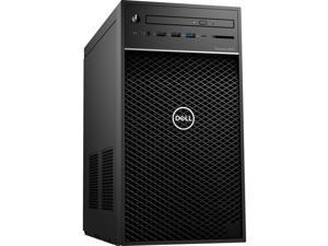 Dell Precision 3630 Desktop Computer i7-9700 16GB 512GB SSD Radeon Pro WX 3200