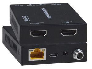 NTI ST-C64K18GB-197 4K 18Gbps HDMI Extender via One CAT6/6a/7 w/2-Yr Warranty