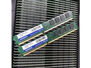 ADATA AD3X1600W8G11-B DDR3 8GB DDR3 1600(11) 8GX16 UDIMM Memory Module for Intel Desktop Memory Low Density 1.5V