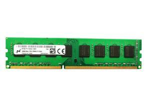 For Micron DDR3 1x16GB 1600MHz Desktop 240pin 1.5V NON-ECC Memory RAM for Only AMD (Only for A68/A75/A78/A85/A88 Chipset Pls Check The Model of Your PC Motherbord B4 Ordering)