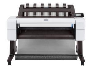 "HP DesignJet T1600 PostScript 36"" Large Format Inkjet Printer (3EK11A#B1K)"