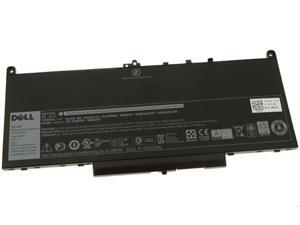 New Dell Latitude E7470 E7270 4-cell 55Wh OEM Original Laptop Battery J60J5