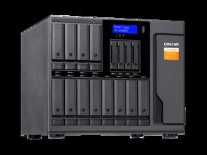 TL-D1600S-US QNAP 16-bay desktop SATA JBOD expansion unit