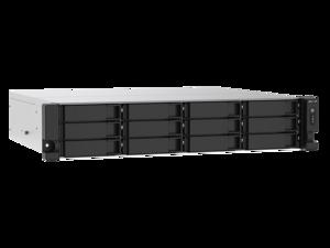 TS-1253DU-RP-4G-US QNAP 2U 12-bay NAS/iSCSI IP-SAN