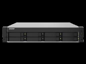 TS-832PXU-RP-4G-US  QNAP 2U 8-Bay ARM-based 2.5G &10G NAS