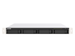 QNAP TS-453DU-RP 4 Bay Rackmount NAS with Two 2.5GbE Ports