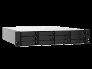 TS-1232PXU-RP-4G-US QNAP 2U 12-Bay ARM-based 2.5G &10G NAS